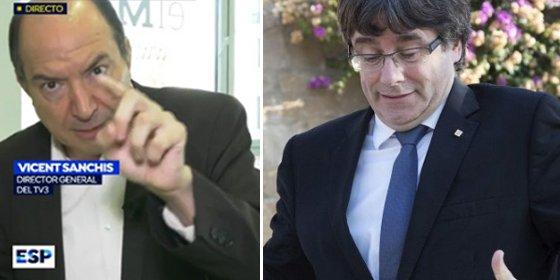 Sanchis exige más pasta para la TV3 al próximo gobierno de la Generalitat y amenaza con dimitir
