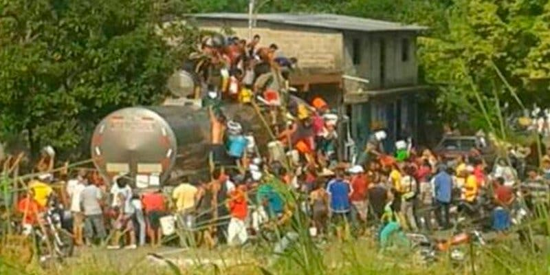 Cuatro muertos y decenas de heridos en violentos saqueos de comida en Venezuela