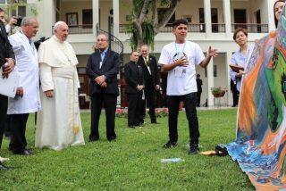 Scholas Ocurrentes, con el Papa en Trujillo