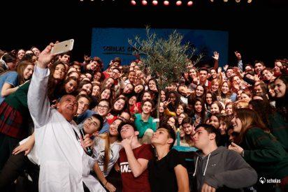 La UCV se une a una iniciativa del Papa por una educación mejor