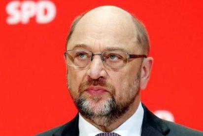 El SPD alemán da luz verde a negociar una nueva gran coalición con Merkel