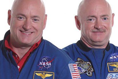 """Scott Kelly: """"Mi hermano gemelo y yo éramos casi delincuentes juveniles, pero llegamos a ser astronautas"""""""