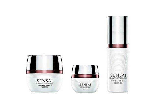 Triple Tecnología de colágeno de Sensai Cellular Performance Wrinkle Repair Essence: La esencia de una piel perfecta