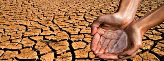 La sequía comienza a ser un problema grave en España