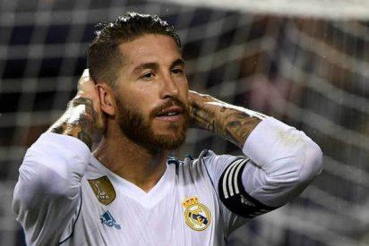 """El discurso ejemplar de Sergio Ramos: """"Pedimos disculpas a los aficionados del Real Madrid"""""""