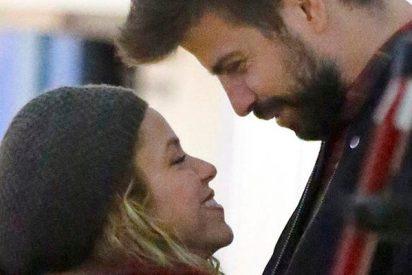 La acaramelada foto de Shakira y Piqué que revoluciona las redes