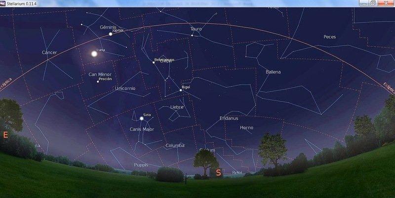 af4fcd3c4cd La estrella Sirio se oscurece y deja ver el cúmulo escondido Gaia 1 ...