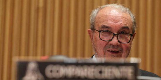 """Pedro Solbes: """"Las puertas giratorias existirán siempre y si no existen es una desgracia para la política"""""""