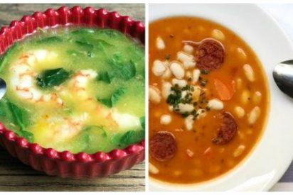 En enero y febrero la sopa no es boba...¡Está de moda!