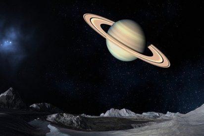 Las matemáticas explican un misterio de los anillos de Saturno