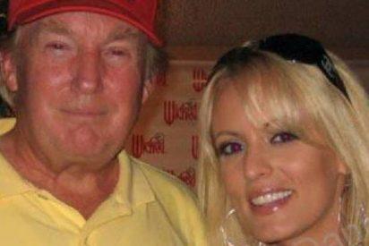 El polvo más caro de la Historia: Trump pagó 130.000$ a una actriz porno para que no contara su 'rollo'