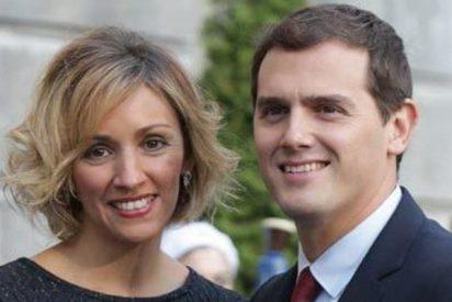 Esta es Beatriz Tajuelo, la novia, compañera, pareja y socia de Albert Rivera