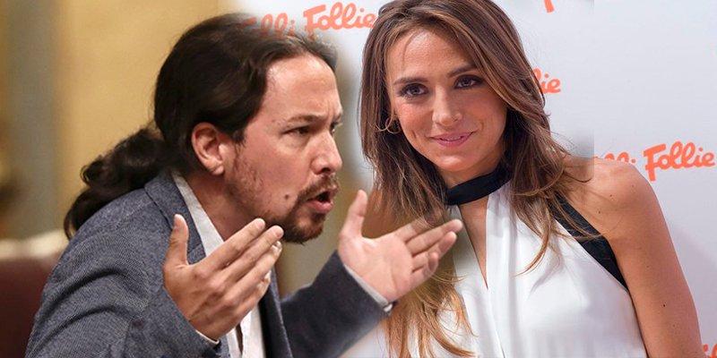 Sabías que Tamara Falcó reza por Pablo Iglesias y por todos los de Podemos