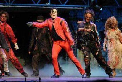 Michael Jackson resucita y hace bailar a Albert Rivera, a José Mota y Sergi Arola