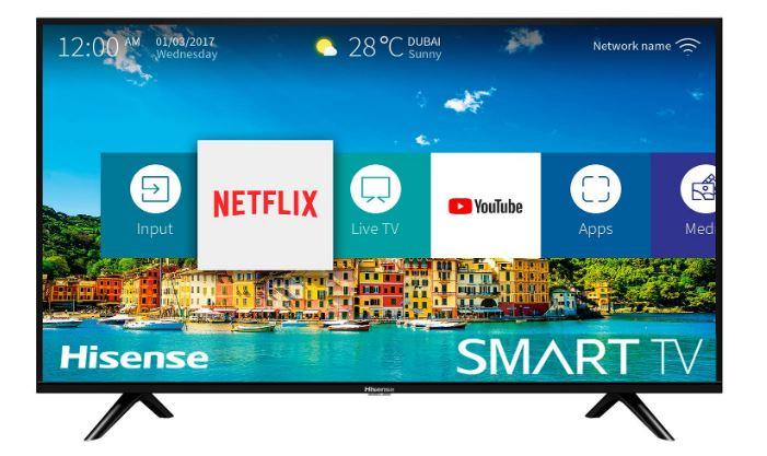 Televisores por menos de 200 euros en Amazon 👈