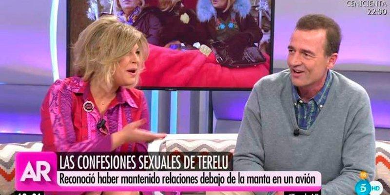 """Terelu resuelve el """"problema higiénico"""" de Lequio tras su confexión sexual"""