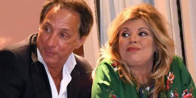 Alejandro Rubio, el ex de Terelu celebró la llegada del 2018 con 'Las Campos'