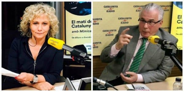 Baltasar Garzón se pasea por Catalunya Radio para lloriquear por los golpistas presos