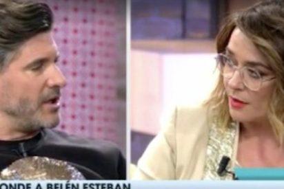 Sucia pelea entre Toñi Moreno y Toño Sanchís