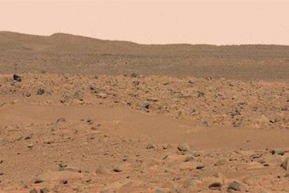 Las tormentas globales de polvo vacían de gas la atmósfera de Marte