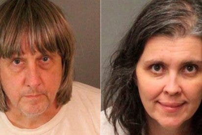 Detenida la macabra pareja que torturaba cruelmente a sus 13 hijos