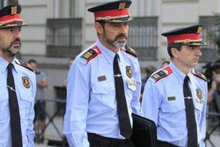 Los mossos recibieron orden de Trapero de retirarse en la hora clave del referéndum del 1-O