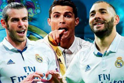 ¿Duelo de tridentes en la Champions entre el PSG y el Madrid?