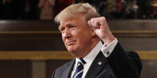 La web del premio 'Fake News' de Trump colapsa segundos después de anunciar los ganadores