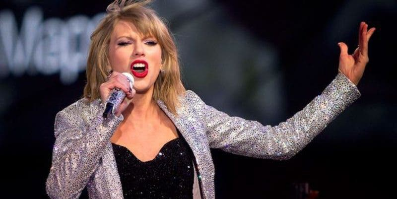 Revelan las aterradoras amenazas que recibe Taylor Swift