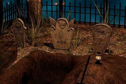 Mujer muerta 'da a luz' dentro del ataúd