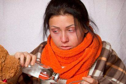 Mitos: Ni las naranjas ni las cebollas tienen efecto alguno en caso de gripe