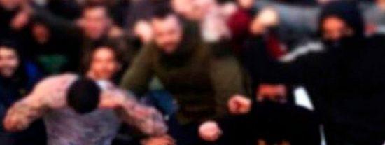 23 detenidos y un herido por una sucia pelea entre ultras del Sevilla y el Betis
