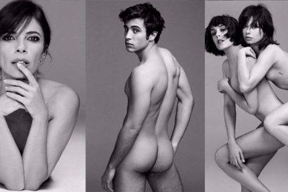 Maribel Verdú y otros nominados a los Goya se desnudan completamente