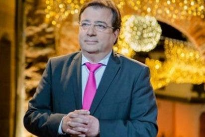 Mano de palos indignados contra Fernández Vara por meter a todos los hombres en el mismo saco machista