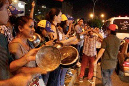 Venezuela recibe 2018 con un cacerolazo contra el régimen de Maduro
