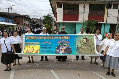 Cañizares acompaña al Papa Francisco en su visita a Perú