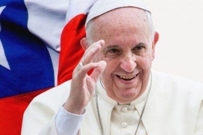 ¡Bienvenido a Chile Papa Francisco!