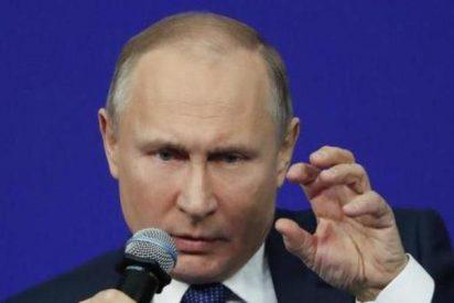 """Vladimir Putin: """"Lamento no haber sido también incluido en la 'lista del Kremlin'"""""""
