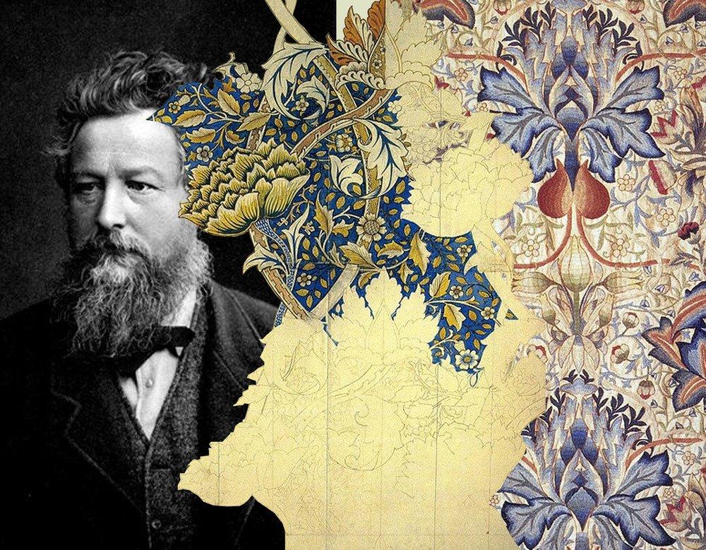 William Morris y compañía: el movimiento Arts and Crafts en Gran Bretaña