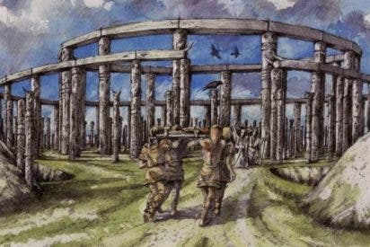 El Woodhenge, el 'stonehenge' de madera hallado en Inglaterra, pudo ser una sauna