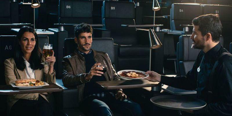 El cine más lujoso y exclusivo de Europa está en Madrid