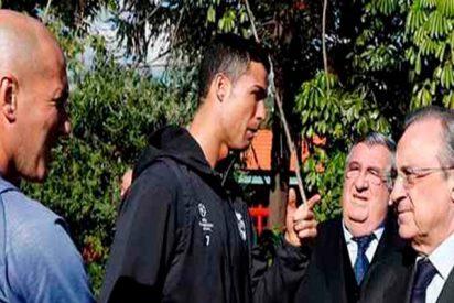 Zidane echa un pulso a Florentino Pérez con el PSG al acecho