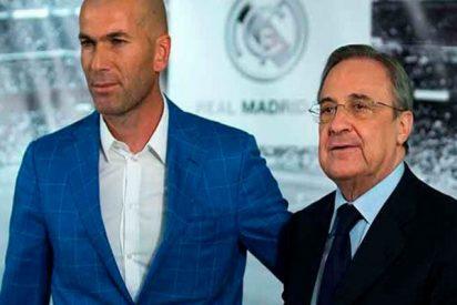 ¿Sabes qué le ha dicho Zidane a Florentino Pérez en privado?