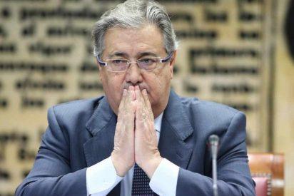 El ministro Zoido cifra en 87 millones el coste del operativo policial del 1-O