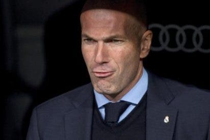 """Zinedine Zidane: """"Soy el responsable del fracaso del Real Madrid"""""""