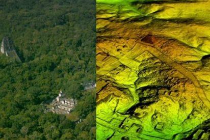 Así son las impresionantes ruinas mayas descubiertas en Guatemala con una novedosa tecnología láser