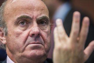 """Luis de Guindos: """"Tenemos los apoyos para lograr el puesto de vicepresidente del BCE"""""""