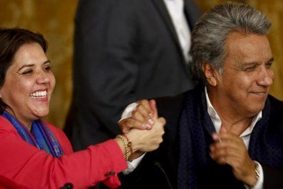 Lenin Moreno logra el apoyo para cerrarle la puerta de la reelección al expresidente Correa