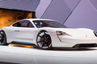 Coche eléctrico: El Porsche Mission E tiene unas prestaciones de infarto