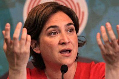 Ada Colau, que tiene un sueldo de 100.000 euros, tira 1,5 millones en una consulta a los vecinos